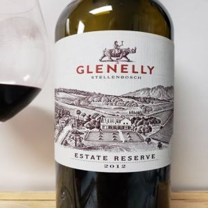 Glennely Estate Reserve 2012