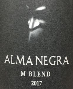 Alma Negra M Blend 2017