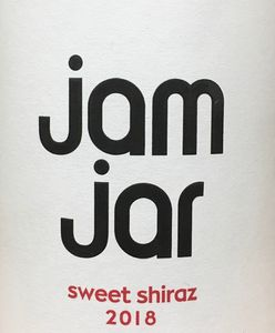 Jam Jar Sweet Shiraz 2018