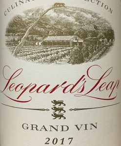 Leopards Leap Grand Vin 2017