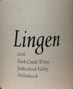 Stark-Conde Lingen 2016