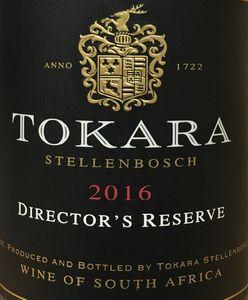 Tokara Directors Reserve White 2016