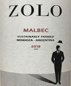 Zolo Malbec 2018