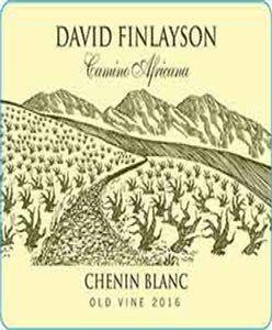 David Finlayson Camino Africana 2 Pack - Edgebaston David Finlayson Camino Africana Chenin Blanc 2016
