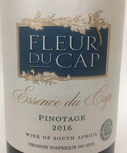 Fleur du Cap Pinotage 2016