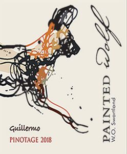 Painted Wolf Guillermo Pinotage 2018
