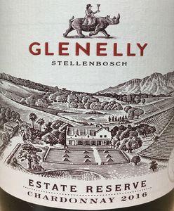Glenelly Chardonnay 2016
