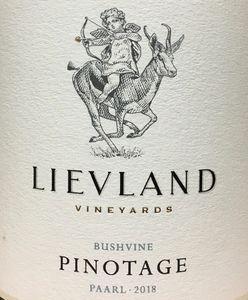 Lievland Pinotage 2018