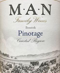 MAN Pinotage 2018