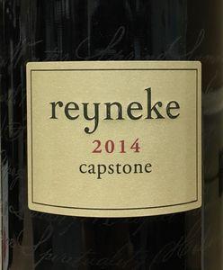 Reyneke Capstone 2014