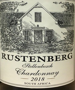 Rustenberg Chardonnay 2018