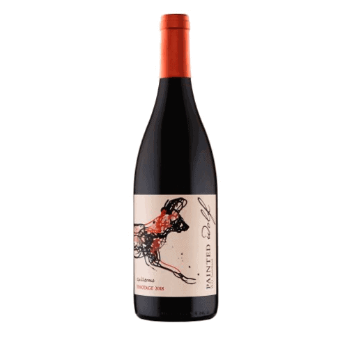 Guillermo Pinotage 2018