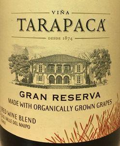 Vina Tarapaca Gran Reserva