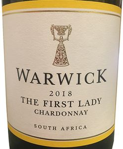 Warwick 'The First Lady' Chardonnay 2018