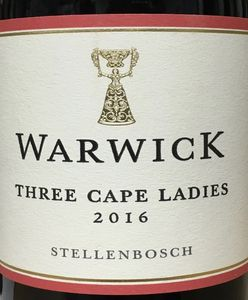 Warwick 'Three Cape Ladies' 2016
