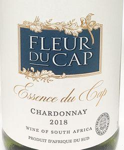 Fleur Du Cap Chardonnay 2018