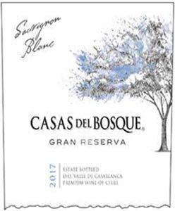 Casas del Bosque Gran Reserva Sauvignon Blanc 2017