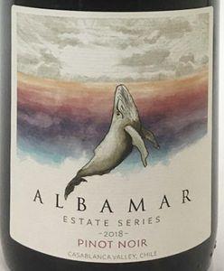 Albamar Pinot Noir 2018