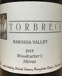 Torbreck Woodcutter's Shiraz 2018