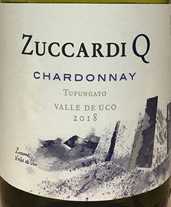 Zuccardi Q Chardonnay 2018