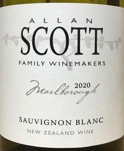 Allan Scott Sauvignon Blanc 2020