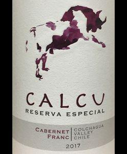 Calcu Cabernet Franc 2017
