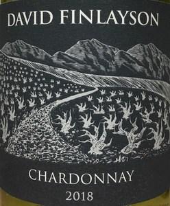 David Finlayson Chardonnay 2018