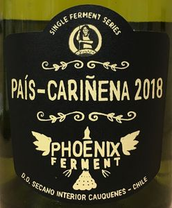 Garage Wine Co Pais Carinena Phoenix Ferment 2018