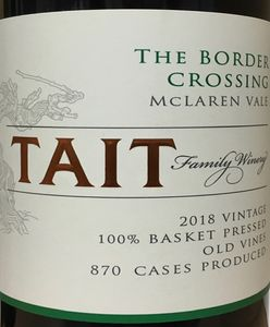 Tait Boder Crossing 2018