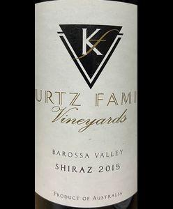 Kurtz Shiraz 2015