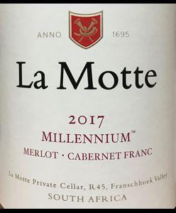 La Motte Millennium 2017