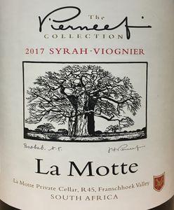 La Motte Pierneef Syrah Viognier 2017
