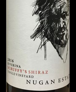 Nugan Estate Scruffys Shiraz 2016