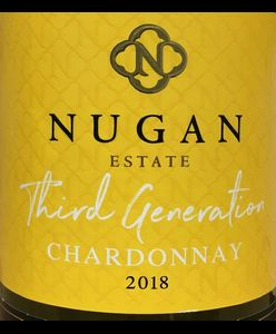 Nugan Third Generation Chardonnay 2018