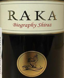Raka Biography Shiraz 2017