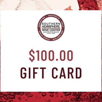 SHWC Gift Card - $100