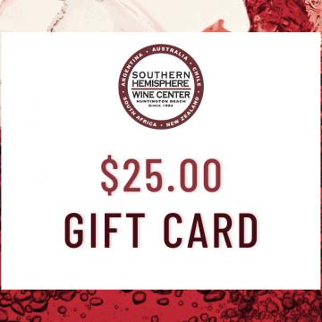 SHWC Gift Card - $25