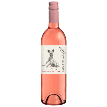 Painted Wolf Ros Pinotage Rosé 2019