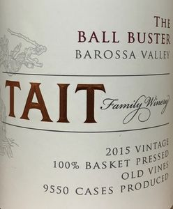 Tait Ball Buster 2015