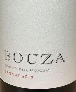 Bouza Tannat Reserva 2018