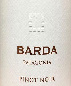 Chacra Barda Pinot Noit 2019