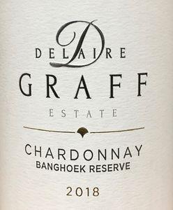 Delaire Graff Chardonnay 2018