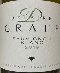 Delaire Graff Sauvignon Blanc 2019