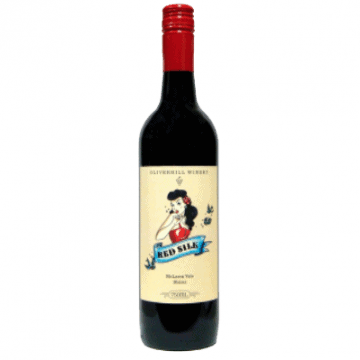 Oliverhill Red Silk Shiraz
