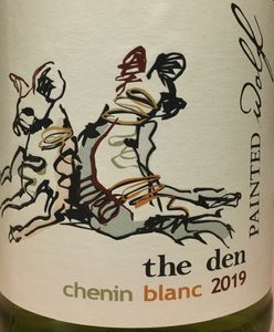 Painted Wolf The Den Chenin Blanc 2019