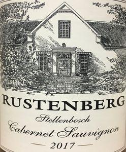 Rustenberg Cabernet Sauvignon 2017