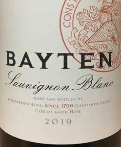 Bayten Sauvignon Blanc 2019