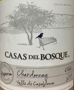 Casas del Bosque Reserva Chardonnay 2019