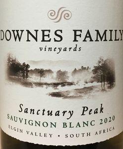 Downes Sauvignon Blanc 2020