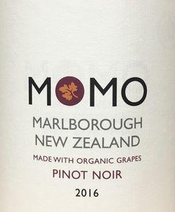 Momo Pinot Noir 2016